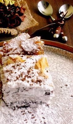 Romanian Desserts, No Cook Desserts, Tiramisu, Sweet Treats, Cooking, Ethnic Recipes, Cakes, Kitchen, Sweets