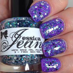 Polish by Jessica Jean Mermaid Skin