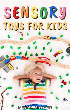 The sensory toys that kids of all ages need! Get the ultimate sensory toy list here! #sensorytoys #toys #sensoryplay