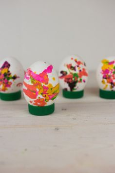 These adorable egg decorations make the perfect alternative to a bad dye-job, no yolk.