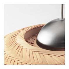 IKEA - BÖJA, Pendant lamp,  , , Each handmade shade is unique.Gives a soft glowing light, that gives your home a warm and welcoming atmosphere.Provides directed and general light and is great for brightening up your dining table.