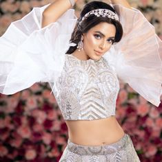 """Popular actress turned singer Nusraat Faria Mazhar is coming up with her latest track """"Habibi""""."""