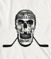 Hockey skull.