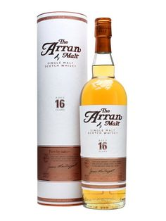 A special limited release of the, at the time of bottling, oldest whisky yet to come out of the Isle of Arran distillery. Aged for 16 years in a mixture of bourbon and sherry casks it's a perfect e...