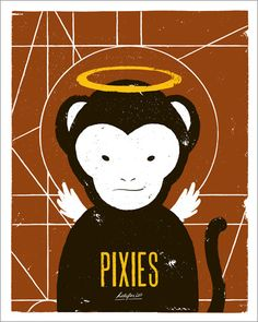 Pixies - Monkey Gone to Heaven #WOWmusic