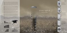 Synctopia: Air Purification Skyscraper for Tehran