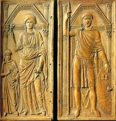 """Nel 324 dopo Cristo l'imperatore romano Costantino decise di fondare una """"Nova Roma"""" – ora Istanbul -  sul sito dell'antica città di Bi..."""