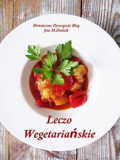 ***dietetyczne dywagacje*** : Leczo wegetariańskie