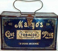 Mayo's lunch box