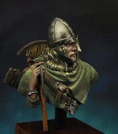 resin viking bust - Google Search