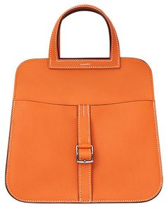 The Hermes Halzan Bag. In a minute we will tell you how 'cool' this beauty is, but let us start by sharing that it's from the latest Fall Winter 2014 Collection, which has just been released in sto…
