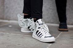 on sale 18070 4cf60 Best Sneakers Worn at London Fashion Week