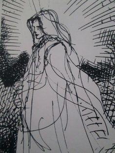 Moebius entretiens avec Numa Sadoul, disponible sur entre-image! Moebius Art, Jean Giraud, Storyboard, Line Art, Sketching, Sci Fi, Girly, Ink, Dibujo