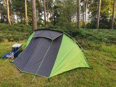 Adventure Ready With The Coleman Batur 3 Blackout Tent - Review