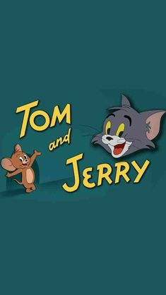 cartoon wallpaper tom and jerry Cartoon Wallpaper Iphone, Disney Phone Wallpaper, Iphone Background Wallpaper, Cute Cartoon Wallpapers, Cartoon Pics, Cartoon Art, Iphone Cartoon, Black Cartoon, Classic Cartoon Characters