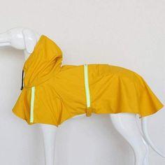 Dog Raincoat, Raincoat Jacket, Dog Jacket, Hooded Raincoat, Waterproof Dog Coats, Waterproof Rain Jacket, Large Dogs, Small Dogs, Yellow Hoodie