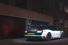 This one off Mansory Bentley GT Race is currently for sale at @mansory_uk for more details please contact @thecarfinder or @thecarfinders.  #forsale#mansory#gtrace