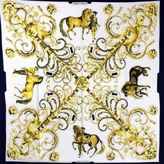 105 best Hermes images on Pinterest   Hermes scarves, Silk scarves ... 37ab0245510