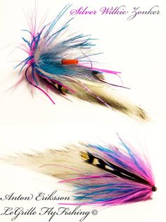 Silver Wilkie Am.Opossum Tube - Spey Pages