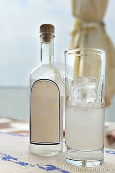 Ouzo, Greece....looking forward to sipping ouzo this summer on the beautiful beaches of the Greece Isles