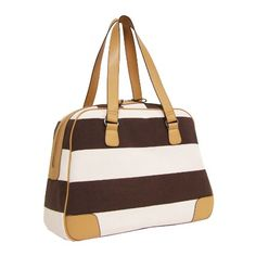 """St. Lucia"" Overnighter Bag By Bueno #WomenGymBags"