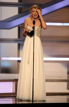 Taylor Swift Photos - The 43rd Annual Academy Of Country Music Awards - Show - Zimbio