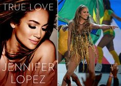 An artist is an entirely sensitive person. Jennifer Lopez subtle and feel the ups and down in life and she convert her memories in her book True Love.
