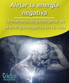 Liberar energía negativa