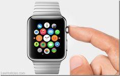 La revista Time eligió al Apple Watch como el mejor invento tecnológico del año - http://www.leanoticias.com/2014/11/26/la-revista-time-eligio-al-apple-watch-como-el-mejor-invento-tecnologico-del-ano/