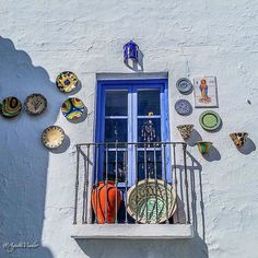 Frigiliana #Spain by agustiviader via Instagram