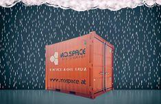 MO.SPACE lässt euch und euer Lagergut nicht im Regen stehen. Alle unsere Lagerräume sind neu, belüftet und vor allem trocken. Darauf könnt ihr vertrauen. Dies ermöglicht euch somit die Einlagerung von wichtigen Akten bis hin zu elektronischen Geräte oder wertvollen Oldtimer.  Überzeuge dich auch von unserer Lagerraum-Qualität und unserem Service vor Ort: www.mospace.at Bratislava, Moving Boxes, Electronic Devices, Wrapping, Confidence, Antique Cars