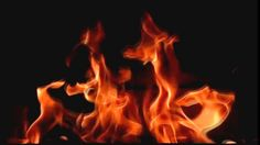 Cool flames and sparks 300fps upscaled to 1080p seamless loop V12197u