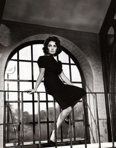 """Elizabeth Taylor en""""De repente el último verano"""" (Suddenly, last Summer), 1959"""