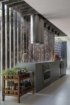 Cozinha Por Yamagata Arquitetura   Arkpad