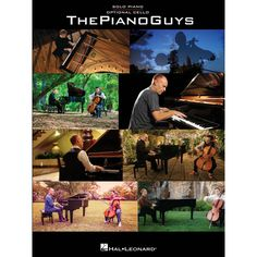 The Piano Guys (Solo Piano With Optional Cello)