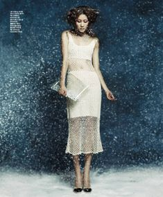 Lee Hyun Yi | Kim Youngjun | Singles Korea August 2012 | Snow White — Anne of Carversville
