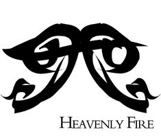 """Clary woke to the fading image of a rune against her closed eyelids, a rune like two wings connected by a single bar."" People have asked to see the Heavenly Fire rune for years, and now for the first time in a decade rune artist Val Freire has..."