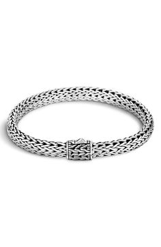 New John Hardy 'Classic Chain' Small Bracelet,Sterling Silver fashion online. [$550]newoffershop win<<