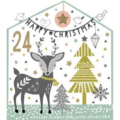 Christmas Eve..and our last advent post!   Wishing you all a wonderful Christmas time    love    The Dotty Wrens   xxxxx