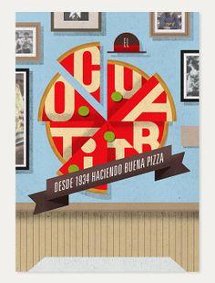 New Typography Designs BsAs by Jorge Lawerta