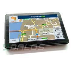 "5 ""inch GPS <font><b>PND</b></font> portable car GPS navigation with 8G 256 ram New Maps For Europe satellite navigation Sat Nav Car Truck"