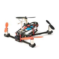 Eachine EX100 100mm Micro FPV Racing Quadcopter With 800TVL Camera Based On F3 Flight Controller Sale - Banggood.com