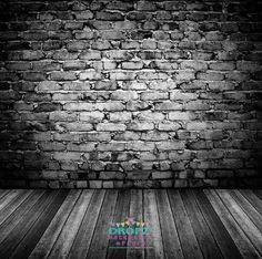 Grey Brick & Wood  #backdrops #backdrop #studiobackdrop #photobackground #dropz #photography #dropzbackdrops #scenicbackground #photographybackdrop #cakedrop