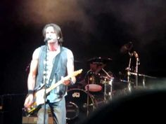August 27, 2009 - Rick Springfield is live concert in Vancouver British Columbia at the PNE (Pacific National Exhibition)
