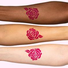 Lime Crime Red Rose Matte Lipstick