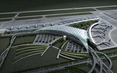 Airport Car Services Detroit: DTW Metro Cars- Committed to provide you just The . Architecture Wallpaper, Garden Architecture, Futuristic Architecture, Architecture Design, Minecraft Architecture, Contemporary Architecture, Detroit Airport, City Airport, Airport Car Service