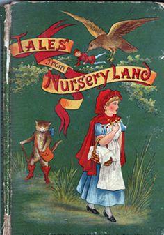 Tales from Nursery Land – Charles Perrault 1890