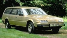 OG | Rover SD1 Estate Wagon | Running prototype dated 1975