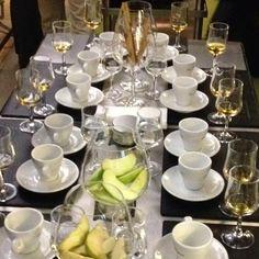 Cata de whiskys de Malta y Café colombiano.