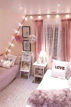 36 trendy bedroom colors for teens lights Cool Kids Bedrooms, Kids Bedroom Designs, Baby Room Design, Modern Bedroom Design, Teen Girl Bedrooms, Awesome Bedrooms, Bedroom Ideas, Bedroom Inspiration, Ladies Bedroom